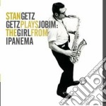 Stan Getz - Plays Jobim cd musicale di Stan Getz