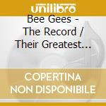 THEIR GREATEST HITS (2CD) cd musicale di BEE GEES