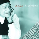 ALL I GOT cd musicale di Al Jarreau