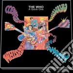 A QUICK ONE/REMASTERED cd musicale di The Who