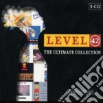 The ultimate collection (3 cd) cd musicale di Level 42