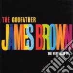 THE GODFATHER:THE VERY BEST OF cd musicale di James Brown