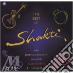 The best of... cd musicale di Shakti
