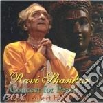 Concert for peace - shankar ravi cd musicale di Ravi Shankar