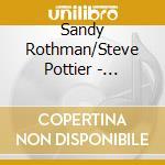 Bluegrass guitar duets cd musicale di Rothman/steve Sandy