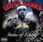 STATUE OF LIBERTY                         cd musicale di LLOYD BANKS