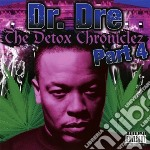 Detox chriniclez vol.4 cd musicale di Dr.dre