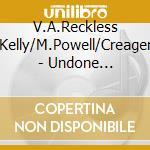 UNDONE (TRIBUTE TO ROBERT EARL KEEN) cd musicale di ARTISTI VARI