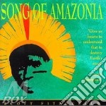 Song of amazonia cd musicale di Scott Fitzgerald