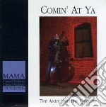 Comin'at ya - cd musicale di Andy simpkins quartet