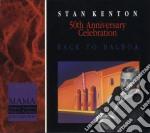 50th anniversary celeb. - ferguson maynard konitz lee cooper bob cd musicale di Stan kenton (5 cd)