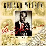 Suite memories intervista - cd musicale di Wilson Gerald