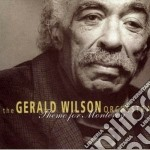 Theme for monterey - cd musicale di Gerald wilson orchestra