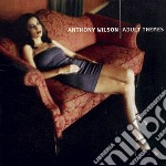 Adult themes - cd musicale di Wilson Anthony