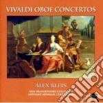 Concerti per oboe rv 463, 453, 447, 461, cd musicale di Antonio Vivaldi