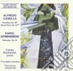Sonatina op.28, 9 pezzi op.24 cd musicale di Alfredo Casella