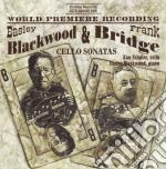 Sonata per violoncello cd musicale di Frank Bridge