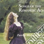 Songs of the romantic age cd musicale di Miscellanee