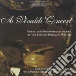 A vivaldi concert: nulla in mundo pax si cd musicale di Antonio Vivaldi