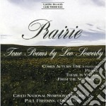 Prairie, comes autumn time, theme in yel cd musicale di Leo Sowerby