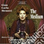 The medium cd musicale di Menotti gian carlo