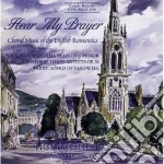 Hear my prayer - choral music of the eng cd musicale di Vaughan williams ra
