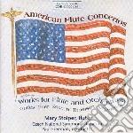 Opere americane per flauto e orchestra cd musicale di Miscellanee