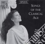 Songs of the classical age cd musicale di Miscellanee