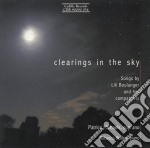 Clearings in the sky cd musicale di Miscellanee