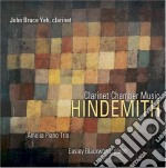 Sonata per clarinetto e pianoforte, quin cd musicale di Paul Hindemith