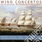 Concerto per due flauti in sol maggiore cd musicale di Domenico Cimarosa