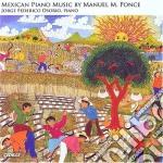 Musica messicana per pianoforte: cancion cd musicale di Ponce manuel m.