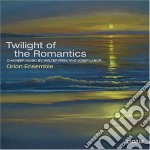 Twilight of the romantics: quartetto per cd musicale di Walter Rabl