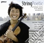 String poetic - mood cd musicale di Carl Ruggles