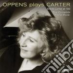 Integrale della musica per pianoforte cd musicale di Elliott Carter