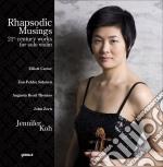 Rhapsodic musings, opere del xxi secolo cd musicale di Salonen esa pekka
