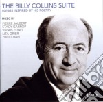 The billy collins suite: songs inspired cd musicale di Stacy Garrop