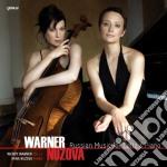 Musica russa per violoncello e pianofort cd musicale di MISCELLANEE
