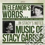 In eleanor's words, silver dagger, quart cd musicale di Stacy Garrop