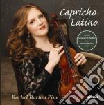 Capricho Latino - Musiche Per Violino Solo cd musicale di Miscellanee