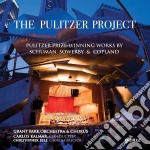 The pulitzer project - a free song cd musicale di William Schuman