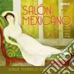 Sal�n mexicano - 20 mazurcas: n.8 in do cd musicale di Ponce manuel m.