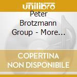 MORE NIPPLES cd musicale di Peter Brotzmann
