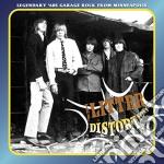 Distorsions cd musicale di Litter