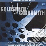 GOLDSMITH CONDUCTS GOLDSMITH cd musicale di GOLDSMITH