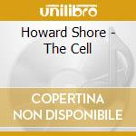 THE CELL cd musicale di Ost