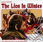 The lion in winter cd musicale di John Barry