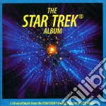 THE STAR TREK ALBUM cd musicale di ARTISTI VARI
