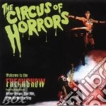 WELCOME TO THE FREAKSHOW cd musicale di CIRCUS OF HORRORS