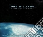 40 years of film music cd musicale di John Williams